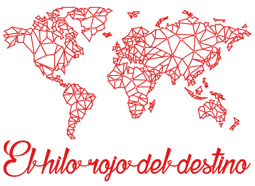 Logotipo de El Hilo Rojo del Destino